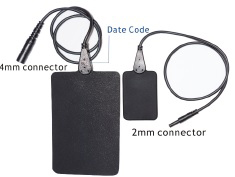 SCR Electrodes with leadwire